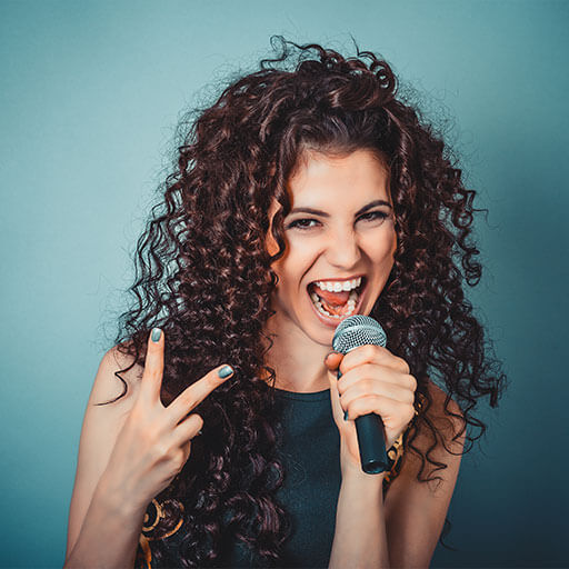 Karaoke-parti Tip 3