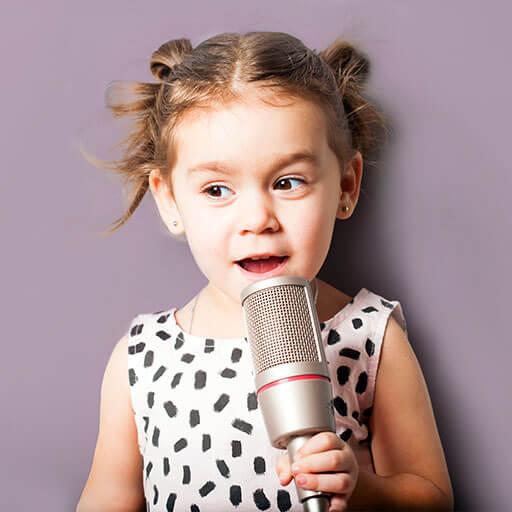 Karaokeanlagen für Gesangstalente