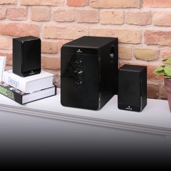 2.1-Lautsprechersysteme
