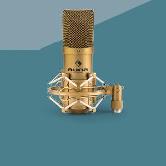 Microfono da studio