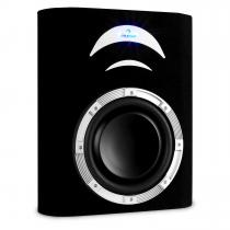"10 "" Passive Flat Car Subwoofer 500 Watts with Lighting Effects"