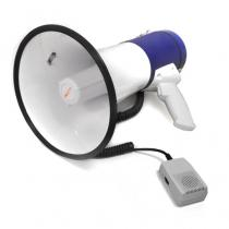 80 Watt Megaphone Loud speaker Siren Light weight