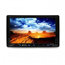 "Car DVD Player 7"" TFT Touchscreen LCD Display"