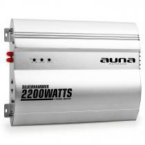 Silverhammer 2-Channel Car Amplifier 200W