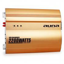 Goldhammer 2-Channel Car Amplifier 200W