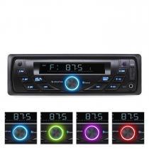 MD-140BT Car Stereo Radio MP3 USB SD AUX Bluetooth