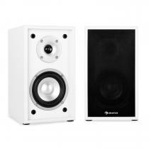 Line 300-SF-WH 2-Way Passive Bookshelf Speakers Pair 150W White