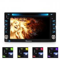 MVD-480 Car Stereo Multimedia Bluetooth player DVD CD MP3 USB SD