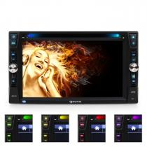 MVD-481 Bluetooth Car Radio DVD CD MP3 USB SD 6,2'' Touch Screen