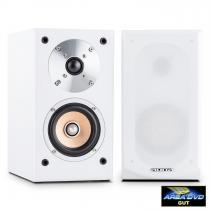 Linie 501 BS-WH Passive Bookshelf Speaker Pair 100w White