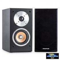 Line 501 BS-BK Passive Bookshelf Speaker Pair 100W Black