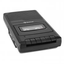 RQ-132 Portable Cassette Recorder Voice Recorder Tape Recorder Microphone