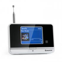 iAdapt 320 Internet Radio Adapter WLAN DAB / DAB + AM / FM TFT Display White