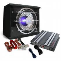Car HiFi 'Platin Line 100' Subwoofer Amplifier 1200W Set