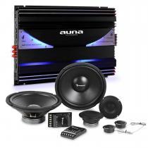 CS-Comp-12 Car HiFi Set Speaker Set   6-Channel Power Amplifier 570W RMS