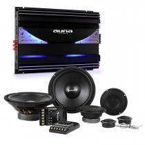S-Comp-8 Car HiFi Set 6-Channel Power Amplifier Speakers   6-Channel Power Amplifier