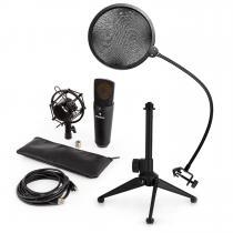 MIC-920B USB Microphone Set V2 Condenser Microphone Microphone Tripod POP Protection