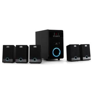 Altavoces sonido home cinema 5.1 subwoofer