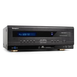 HiFi-Receiver USB-SD-MP3 Surround-Verstärker 390W RMS