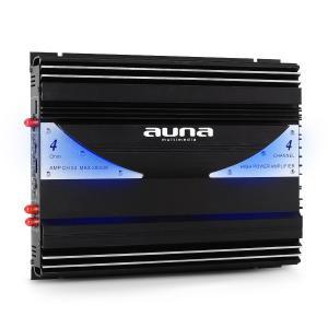 Auna AMP-CH04 Amplificatore Finale Auto 2800W 4 canali