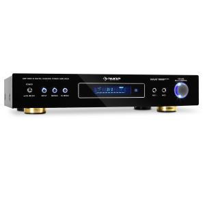 Auna AMP-9200 Ampli Surround Hifi Home cinema 5.1 design 600W noir