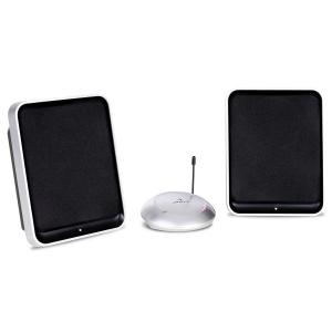 Auna Set altoparlanti wireless attivi UHF 100m