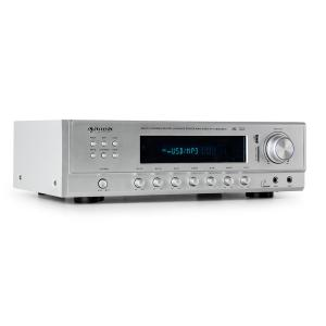 AMP-3800-S 5.1-Kanal-Surround-Receiver 600W grey