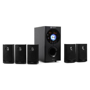 Concept 620 5.1 Surround SoundSpeaker System USB SD AUX Bluetooth 95 W RMS