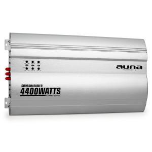 Auna Silverhammer amplificatore a 4 canali 4400W