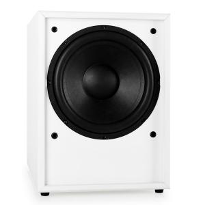 "Line 300-SW-WH Active 10"" Subwoofer 250W RMS - White"