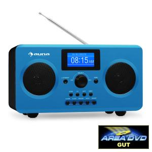 Quarz 150 WiFi Internet Radio Speaker System AUX Alarm Clock