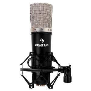 CM003 Condenser Microphone Spider Stand XLR Black