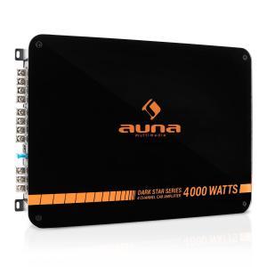 Auna Dark Star 4000 Ampli auto 4 canaux 400W RMS