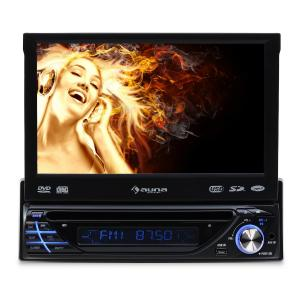 MVD-260 Autorradio DVD USB SD AUX MP3 A/V Bluetooth