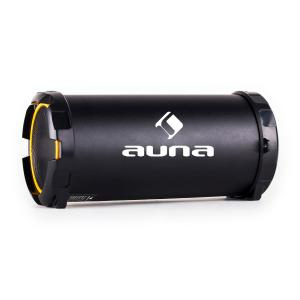 auna Dr. Beat 2.1 altoparlante Bluetooth USB oro