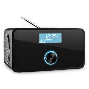 DABStep DAB/DAB+ Digitalradio Bluetooth UKW RDS Wecker