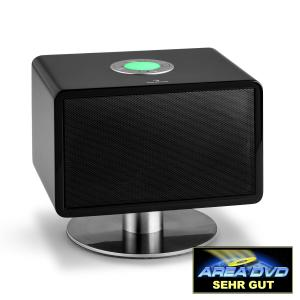 LivingQube Active Bluetooth Speaker 50W Max. Black