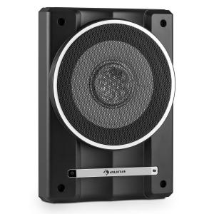 """Silverseat 10 Active Car 10"""" Subwoofer 200W Underseat Remote Control"""