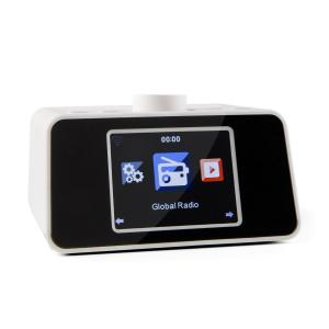 auna i-snooze Internet Radiosveglia WLAN USB AUX Display TFT a colori da 3,2