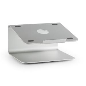 A-ST-2 Laptop Holder Notebook Stand 18°Rotatable 360 ° Aluminium Silver