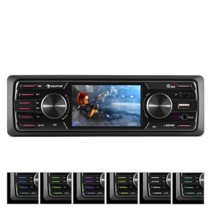auna MD-550BT Autoradio multimédia Deckless BT USB SD 3