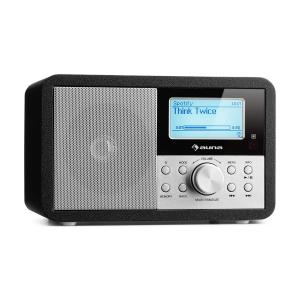 Worldwide Mini Internet Radio WIFI Network Player USB MP3 AUX FM-Tuner