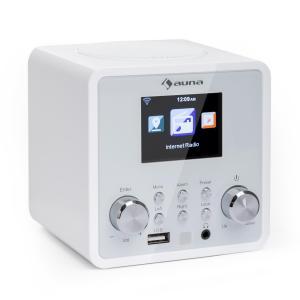 IR-120 Radio InternetWLAN DNLA UPnP App-Control Bianco
