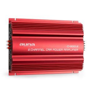 C500.6 Amplificatore Finale Auto a 6 Canali 6 x 65 RMS
