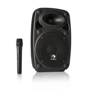 auna Streetstar 8 Mobile PA System 8