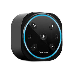 auna Intelligence Plug Enceinte portable sans fil streaming audio Alexa-VoiceCon