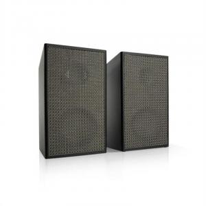 auna Pure Precision Box Juego de altavoces activos 100 W máx. 2 vías Negro