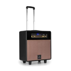 Streetstar Retro 30 Mobile PA-Anlage | XMR-Bass Technology: 10