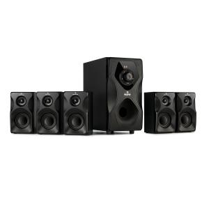 auna Concept 720 5.1 Sistema di Altoparlanti 95 W RMS OneSide Subwoofer BT USB SD