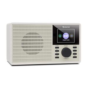 DR-160 BT DAB+/FM Radio | Bluetooth-Funktion | DAB+ sowie FM Tuner | Mediaplayer: USB / AUX-In | 2.4